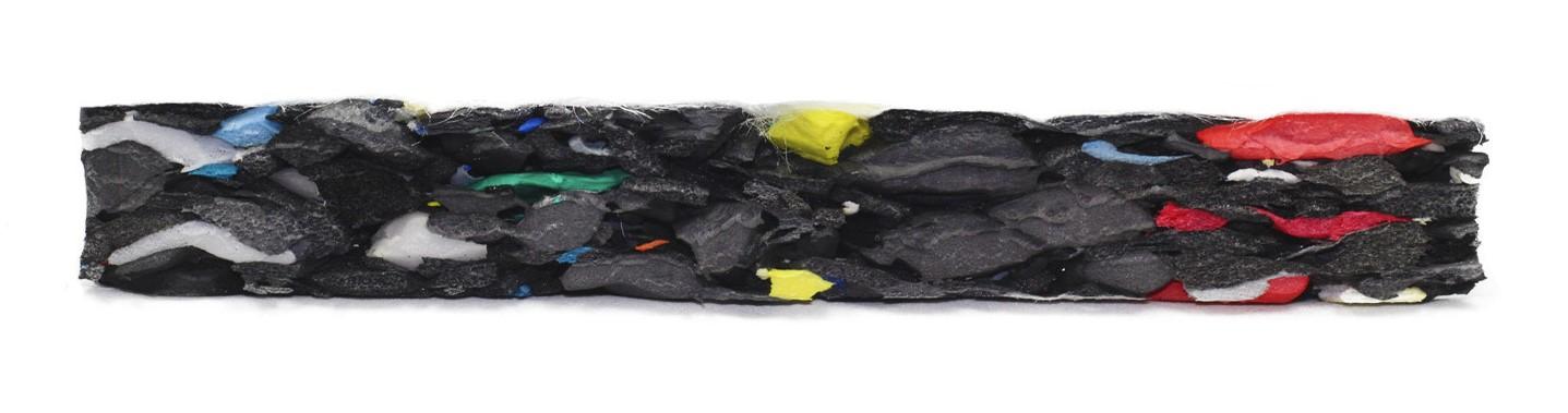 Base elástica para césped artificial