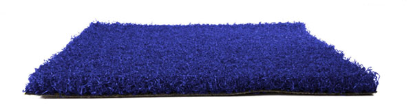 Césped artificial modelo COLOUR PLAY BLUE